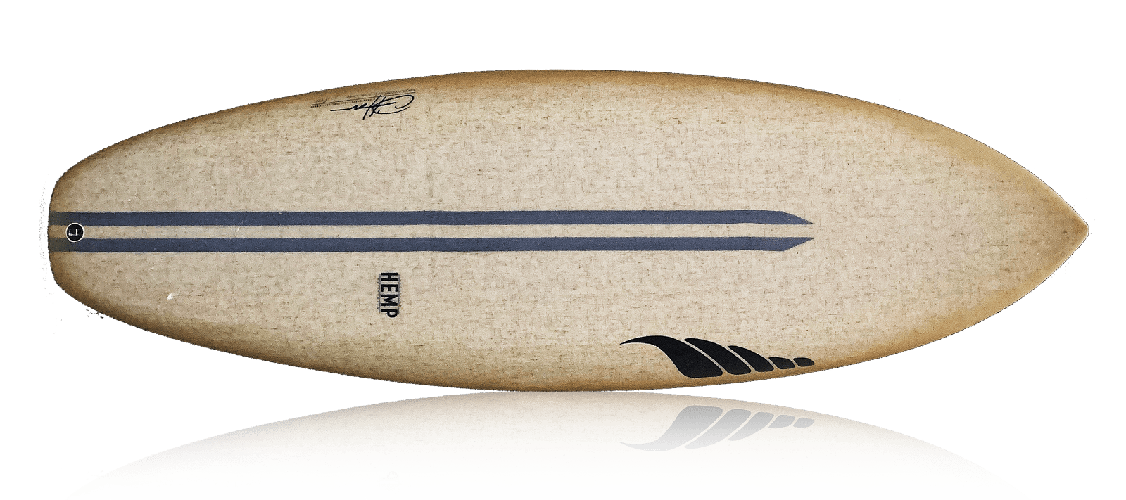 SOLID hemp surfboard Resized