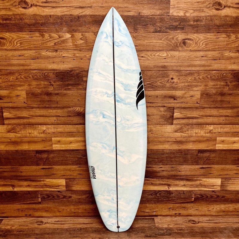 SOLID Sasquash Performance Shortboard Model