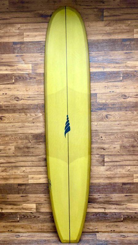 SOLID LOG Model Longboard Surfboard