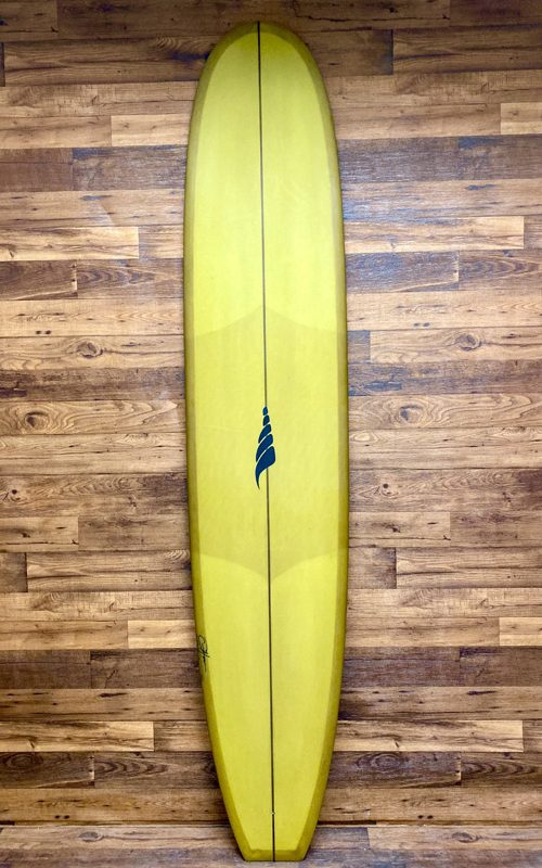 SOLID LOG Model Longboard Surfboard