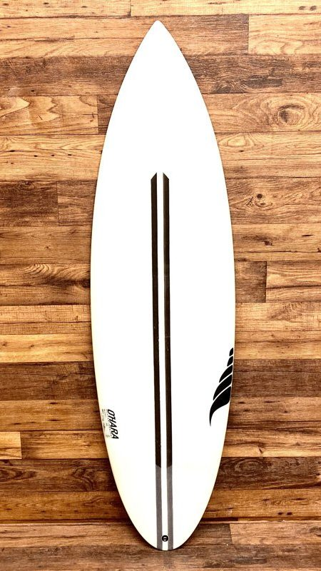 SOLID Sasquash Performance Shortboard