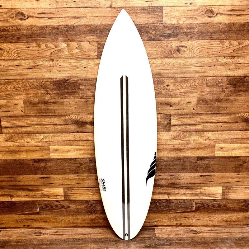 SOLID Sasquash Performance Shortboard