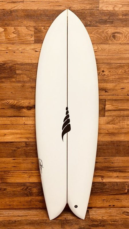 SOLID Retro Fish Throwback Twin Fin Model