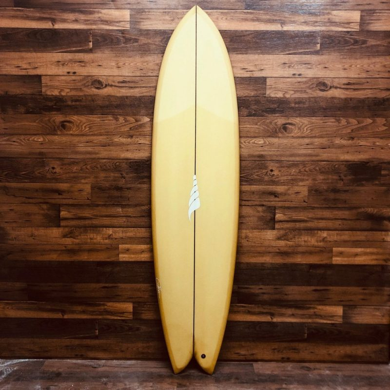 Fish Surfboard Long Fish Funboard Midlength Surfboard by SOLID Custom Surfboards