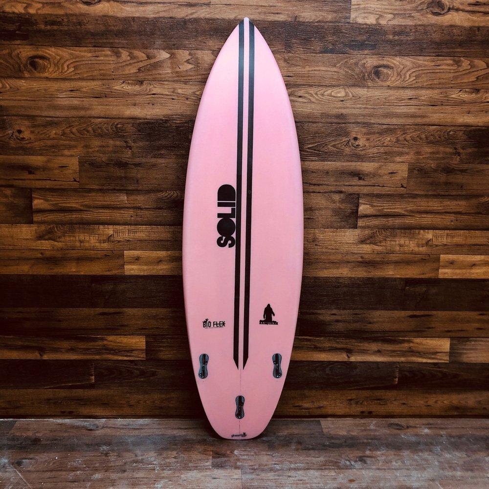 Small Wave Surfboard Sasquash Performance Surfboard by SOLID Custom Surfboards