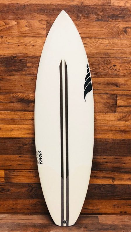 Performance Surfboard Vinny Model by SOLID Custom Surfboards
