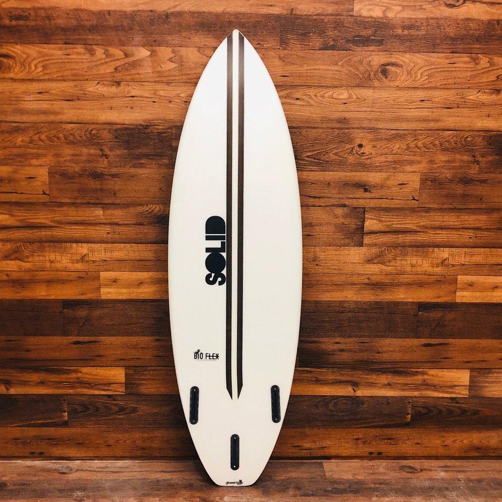Performance Surfboard Vinny Model by SOLID Custom Surfboards
