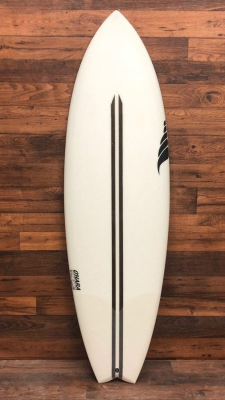 Fish Surfboard Triggerfish Model by SOLID Custom Surfboards