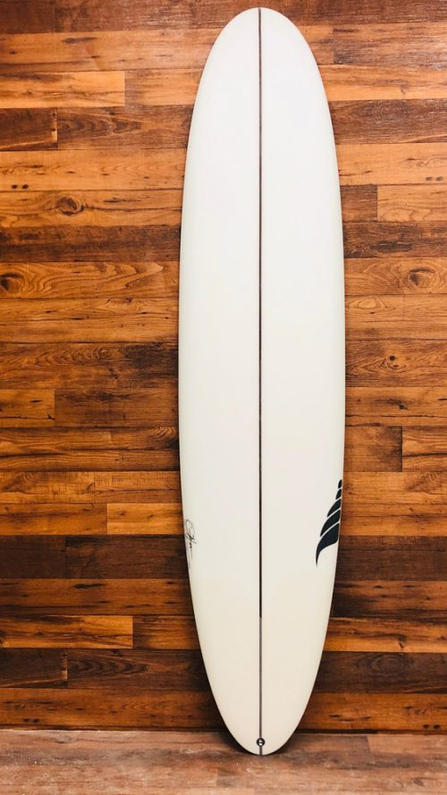 Funboard Midlength Beginner Surfboard by SOLID Custom Surfboards
