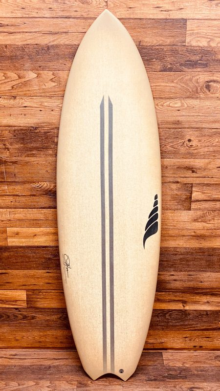 SOLID Meatfish Fish Surfboard Hybrid Hemp Surfboard