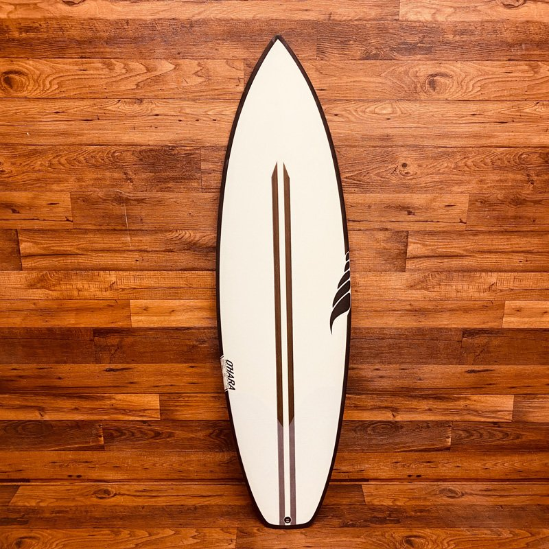 SOLID Duck Sauce Performance Shortboard BIOflex Hemp Surfboard