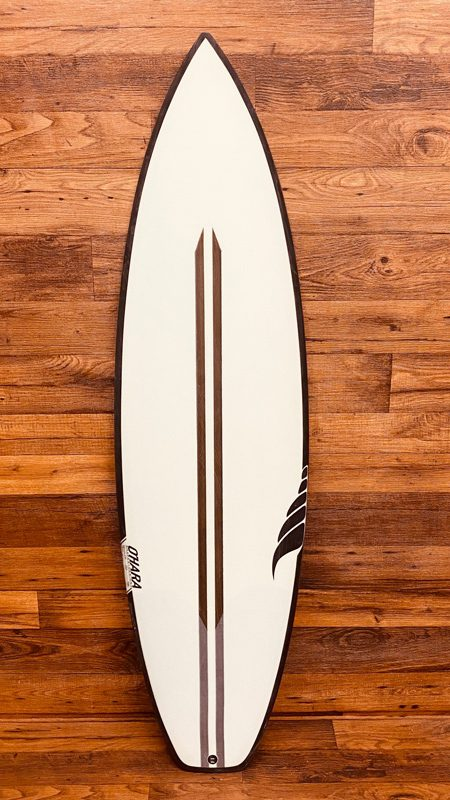 SOLID Performance Shortboard Hemp Surfboards