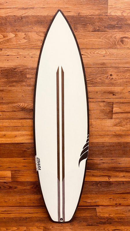 SOLID Performance Shortboard Hemp Surfboards