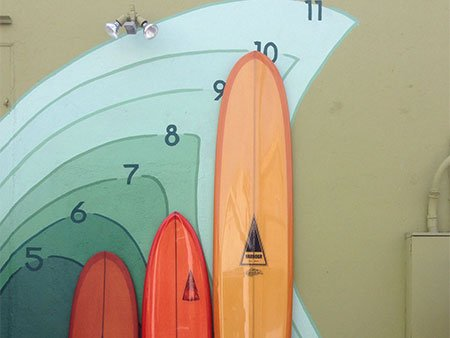 Toxic Free and Sustainable Surfboards