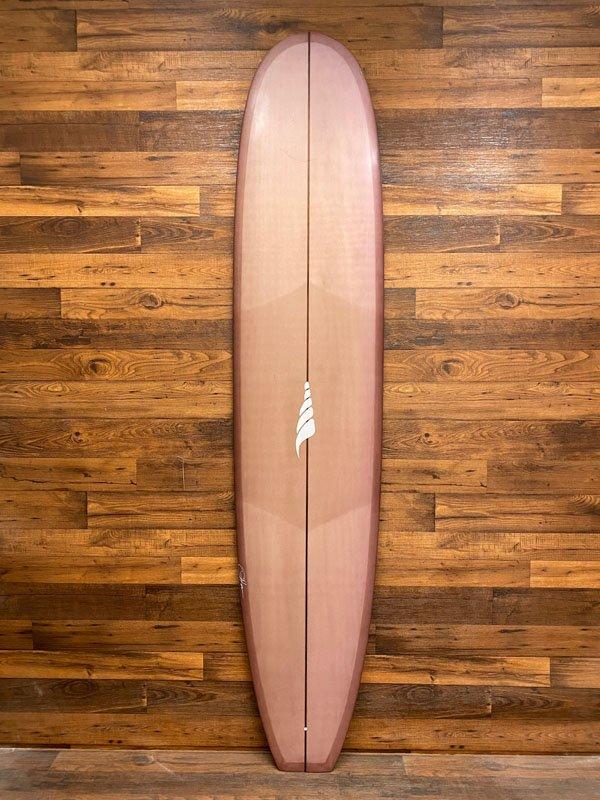 SOLID LOG Longboard Noserider Surfboard Classic Longboard Surfboard