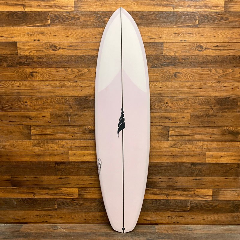 SOLID Diamond Jig Midlength Surfboard BIOflex Recyclable Hemp Surfboard ECO Friendly