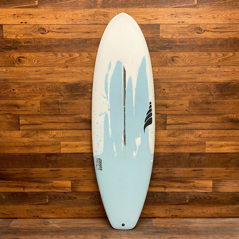 SOLID Lunch Break Model High Volume Small Wave Squash Tail BIOflex ECO Friendly Surfboard Hemp Surfboard