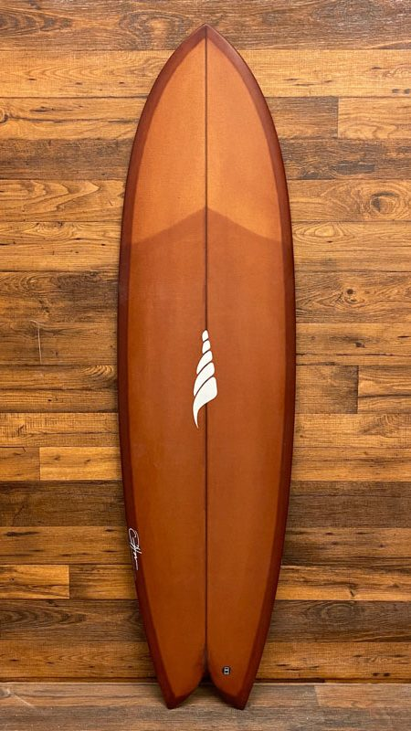 SOLID Pescador REtro Fish Long Fish Small Wave Fish Twin Fin