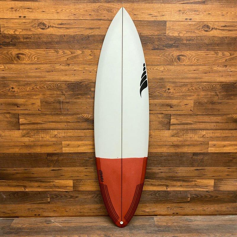 SOLID Vinny Model Performance Pin Big Wave Surfboard
