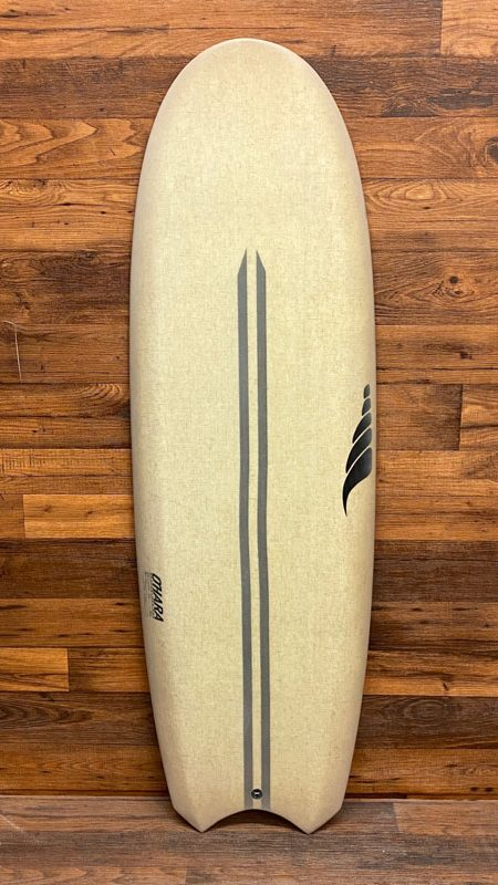 SOLID Bento Box Hemp Surfboard Small Wave Groveler ECO Friendly Surfboard