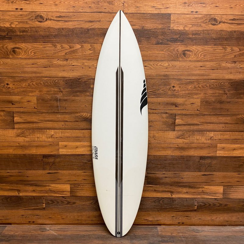 SOLID Duck Sauce Performance Round Tail BIOflex Sustainable ECO Friendly Performance Surfboard