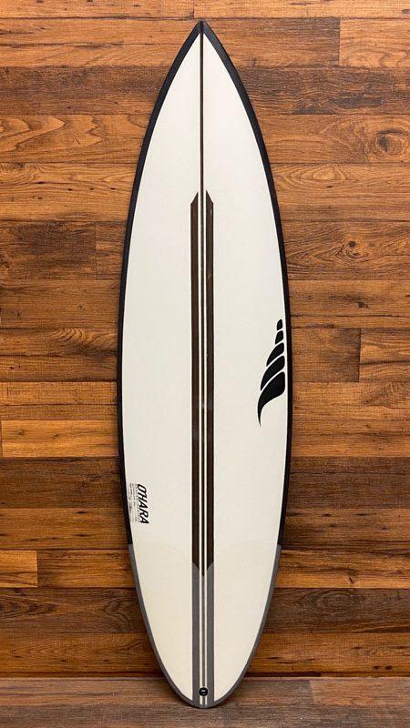 SOLID Duck Sauce Performance Surfboard Hemp Surfboards ECO Friendly Surfboards BIOflex Surfboard