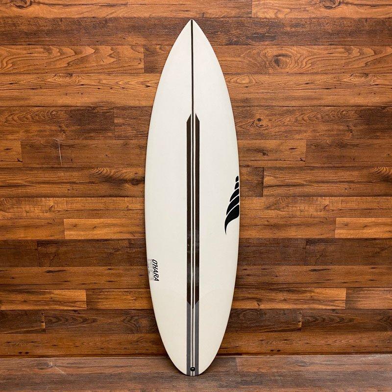 SOLID Duck Sauce Roundtail Performance Surfboard Shortboard Thruster BIOflex Hemp ECO Friendly Surfboard